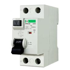 Реле защитного отключения FPR-AС 2P 40A 300mA