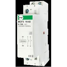 Модульный магнитный пускатель MCF3 16-02 230V