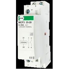 Модульный магнитный пускатель MCF3 25-20 230V