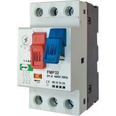 Автоматический выключатель защиты двигателя FMP32   1.6A