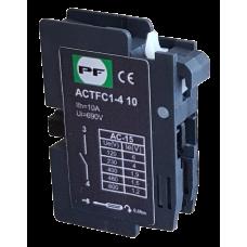 Вспомогательный контакт фронтального исполнения NO до FC1-4 ACTFC1-4 10