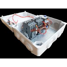 Реверсивный магнитный пускатель в оболочке SKM 3kW