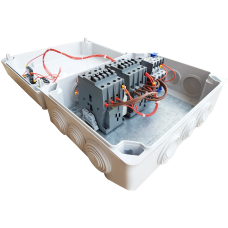 Реверсивный магнитный пускатель в оболочке SKM 4kW