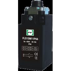 Выключатель путевой FLS15M11P66