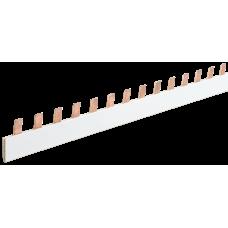 Шина з'єднувальна PIN (штир) 1Р 100А довж. 1м IEK