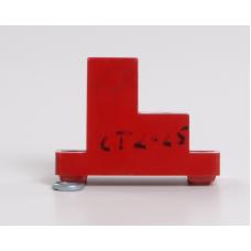 Ізолятор ступінчатий ИС2-25 М8 силовий з болтом IEK