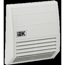 Фільтр із захистним кужухом 125x125мм для вент-ра 55м3/год IEK