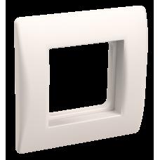 Рамка та супорт для коробок КМКУ на 2 модулі