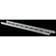 Лоток драбинний 80х400х3000 1,2 IEK HDZ (з)