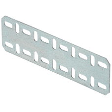 Пластина шарнірного з'єднання h80 RAL (з)