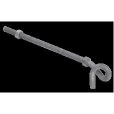 Гак спіральний КСА12-55/200 (BQC 12-55) IEK