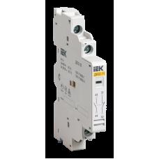 Аварійно-додатковий контакт ДК/АК32-11 1з+1р (НВ+НЗ) IEK