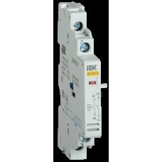 Аварійно-додатковий контакт ДК/АК32-20 2з (НВ) IEK