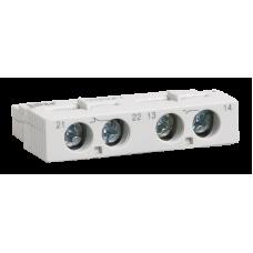 Додатковий контакт поперечний ДКП32-20 2з (НВ) IEK