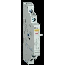 Аварійно-додатковий контакт ДК/АК32-02 2р (НЗ) IEK