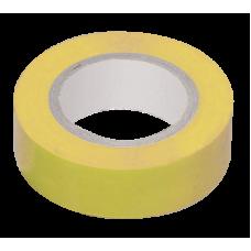 Ізоляційна стрічка 0,13х15 мм жовта 20 метрів IEK