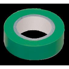 Ізоляційна стрічка 0,13х15 мм зелена10 метрів IEK