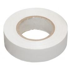Ізоляційна стрічка 0,13х15 мм біла 20 метрів IEK