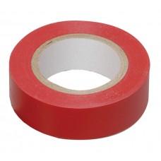 Ізоляційна стрічка 0,13х15 мм червона 20 метрів IEK