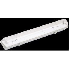 Світильник ЛСП3901 ABS/PS 1х18Вт IP65 IEK