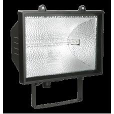 Прожектор ИО1500 галогенний білий IP54 IEK
