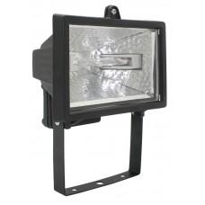 Прожектор ИО150 галогенний чорний IP54 IEK