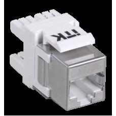 ITK Модуль Keystone Jack кат.5E FTP, IDC Dual, верт. зад.