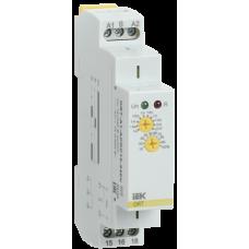 Реле затримки вмикання ORT. 1 конт. 12-240 В AС/DC IEK