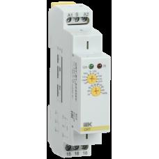 Реле затримки вимикання ORT. 1 конт. 230 В AС IEK