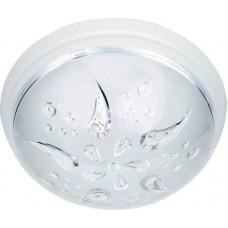Светильник пластиковый Уфо Роза Ветров белый
