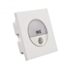 Светодиодный светильник лестничный GOLD 3W (с датчиком)