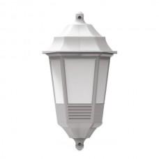 Светильник садово-парковый BEGONYA Е27  белый