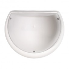 Светильник пластиковый Акуа Полумесяц Опал белый