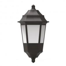 Светильник садово-парковый BEGONYA Е27 черный