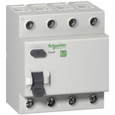 УЗО Schneider Electric Easy9 EZ9R34425 4P 25A 30mА