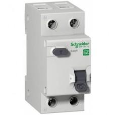 Диффавтомат Schneider Electric Easy9 EZ9D34616 1P+N 16A