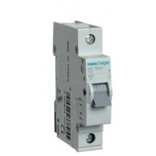 Электрический автомат MC106A (1р,С,6А) Hager