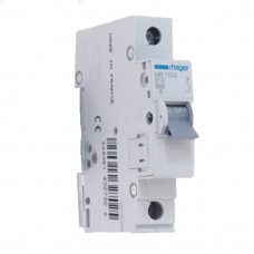 Вводный автомат MB113A (1р,В,13А) Hager
