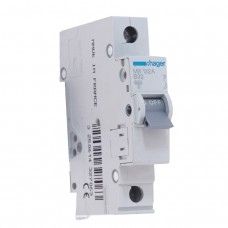 Выключатель автоматический MB132A (1р,В,32А) Hager