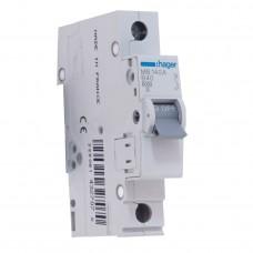 Автомат выключатель MB140A (1р,В,40А) Hager