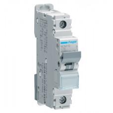 Автоматический выключатель NCN110 (1р,С,10А) Hager