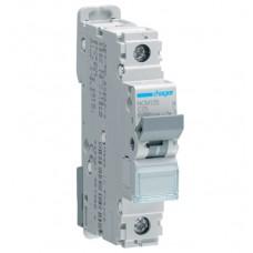 Защитный выключатель NCN125 (1р,С,25А) Hager