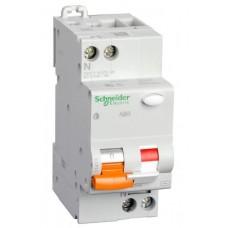 Дифференциальный автомат Schneider Electric АД63 2P 25A 30mА