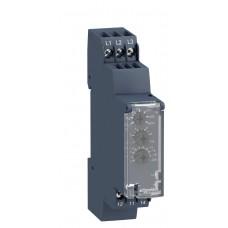 Реле контроля фаз Schneider electric RM17TU00