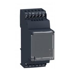 Реле контроля фаз и температуры двигателя Schneider electric RM35TM50MW
